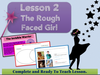 Cinderella Around The World - Lesson 2 - Rough Faced Girl - Grade 4/LKS2
