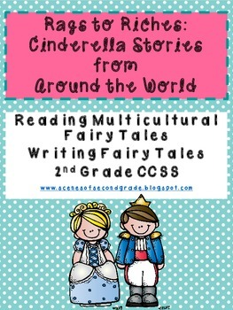 Cinderella Around The World: Reading and Writing Multicultural Fairytales