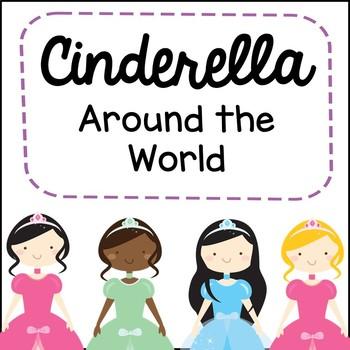 Cinderella Around The World A Compare And Contrast Unit Tpt