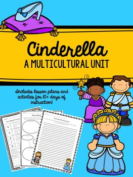 Cinderella Around the World: A Multicultural, Standards-Ba