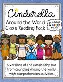 Cinderella Around the World Reading Passages & Activities