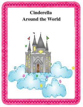 Cinderella Around the World: Common Core Aligned