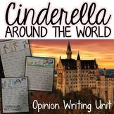 Cinderella Around the World Opinion Writing