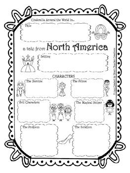 Cinderella Around the World Traveler's Guide