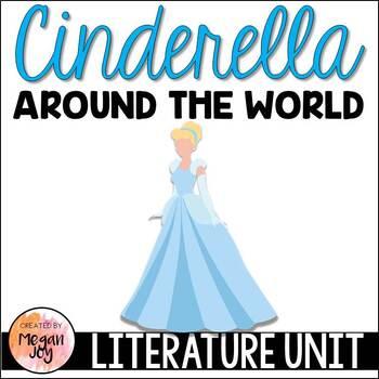 Cinderella Around the World Unit