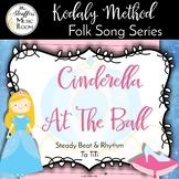 Cinderella At The Ball {Steady Beat} {Ta TiTi}