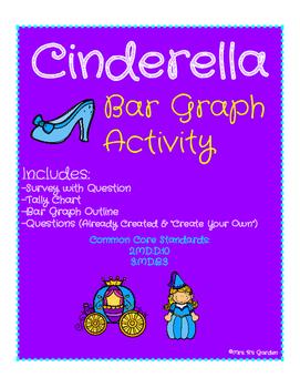 Cinderella Bar Graph Activity