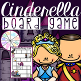 Cinderella Board Game