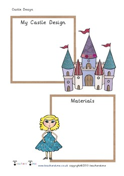 Cinderella Castle Design