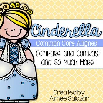 Cinderella Comparecontrast By Primarily Speaking By Aimee Salazar