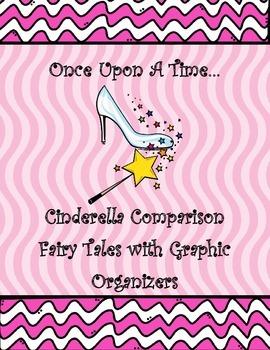 Cinderella Comparison Fairy Tale Unit