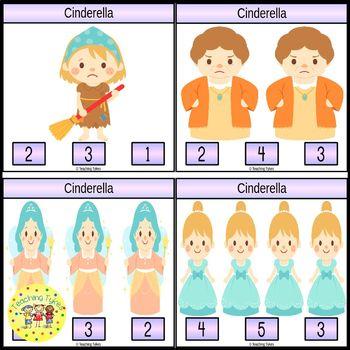 Cinderella Task Cards