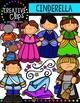 Cinderella {Creative Clips Digital Clipart}