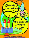 Cinderella and Culture Bundle:  A Multicultural Fairytale Reading Unit