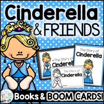 Cinderella Emergent Reader