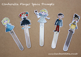 Cinderella Finger Space Prompts