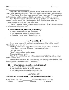 Cinderella Guidebook Unit: Domitila assessment