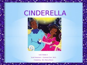 """Cinderella"" (Instructional Guide for Reading Street 2013)"