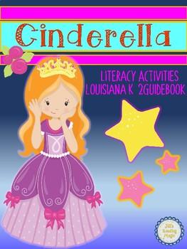 Cinderella Literacy Activities for the Louisiana K-2 Guidebook