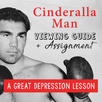Cinderella Man - Great Depression Movie Guide
