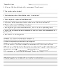 Cinderella Man Movie Guide or Questions