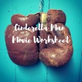 Cinderella Man: Printable film worksheet