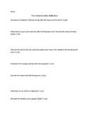 Cinderella Man movie questions