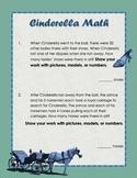 Cinderella Math Word Problems