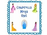 Cinderellas Around the World Mega Trifold Unit