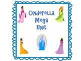 Cinderellas Around the World Mega Trifold Unit
