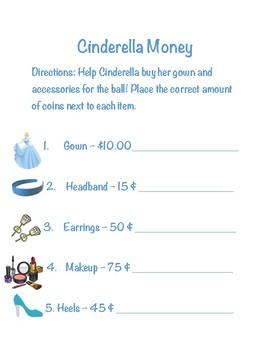 Cinderella Money