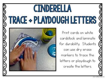 Cinderella Preschool Literacy Centers