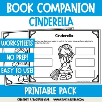 Cinderella- Book Companion