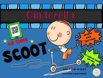 Cinderella QR Code Scoot