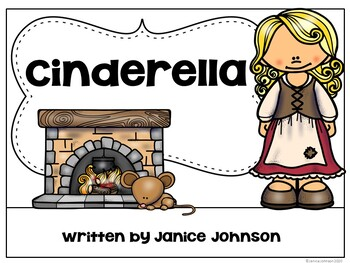 Cinderella Reader ~ Simplified for Young Learners