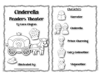 Cinderella Readers Theater and Retelling