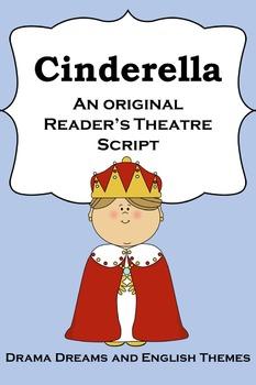 Cinderella Reader's Theatre Script