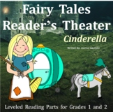 Cinderella: Readers' Theater for Grades 1 and 2
