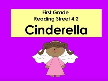 Cinderella (Reading Street 4.2) Promethean Board Flipchart