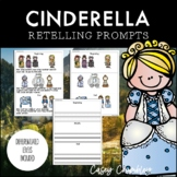 Cinderella Retelling Prompts Beginning Middle End Fairy Tale