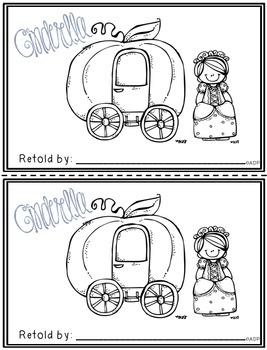 Cinderella Retelling Book