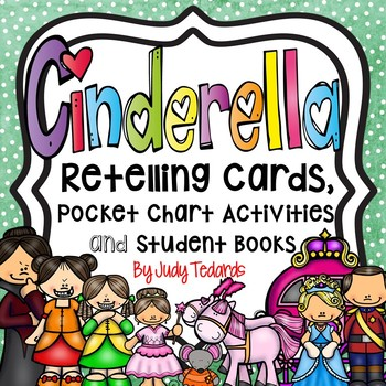 Cinderella Retell Worksheets Teaching Resources TpT