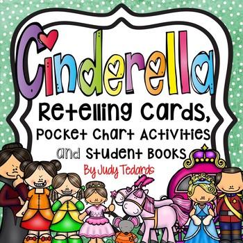 Cinderella Retell Worksheets Teaching Resources TpT