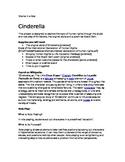 Cinderella- Role Play