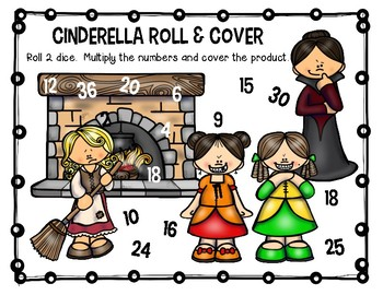 Cinderella Roll and Cover