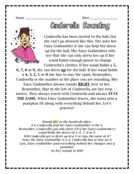 Cinderella Rounding Guide