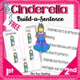 Scrambled Sentences | Build a Sentence | Cinderella Fairy
