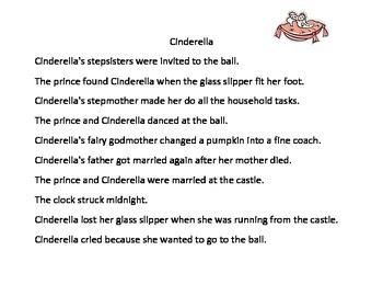Cinderella Sequencing