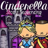 Cinderella: Story Sequencing with Pictures