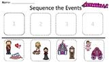 Cinderella Sequencing cut and paste